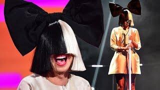 "Sia ""Alive"" Graham Norton Show 11122015"