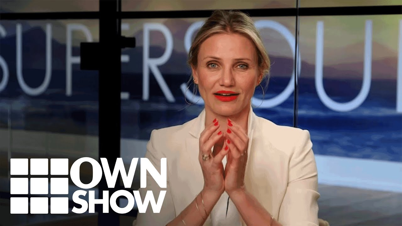 Cameron Diaz: This is Why Meditation is So Powerful | #OWNSHOW | Oprah Online