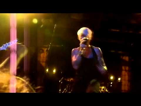 Otep - Fists Fall @ Altar Bar