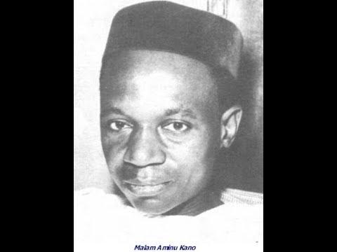 Kalli Yanda Su Ml Aminu Kano Suke yakin Neman zaben Shehu Shagari 1983.