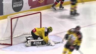 preview picture of video 'Orli Znojmo vs UPC Vienna Capitals - Highlights'