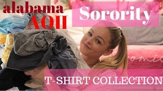 SORORITY TSHIRT COLLECTION | Comfort Colors & JNJ