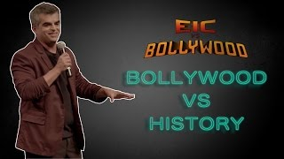 EIC Vs Bollywood Atul Khatri  Bollywood Vs History