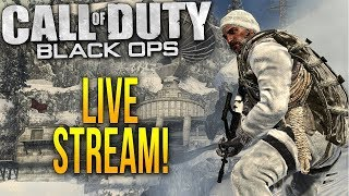 600,000 PEOPLE!!! Black Ops 1 Multiplayer Gameplay LIVE 2019