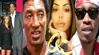 Scottie Pippen Wife Larsa Pippen Files For Divorce After 21 Years Of Marriage.