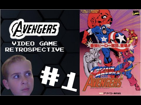 Avengers Video Game Retrospective #1