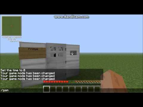 minecraft trolling fridge