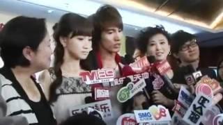 言承旭 Jerry Yan 2011/11/10 娛樂星天地 + 東方寬頻 + 娛樂現場