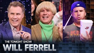The Best of Will Ferrell | The Tonight Show Starring Jimmy Fallon