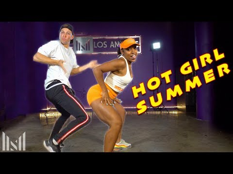 HOT GIRL SUMMER - Megan Thee Stallion ft. Nicki Minaj & Ty Dolla $ign Dance | Matt Steffanina