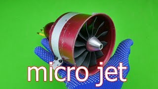 SUPER SPEED !!  Micro Electric Jet