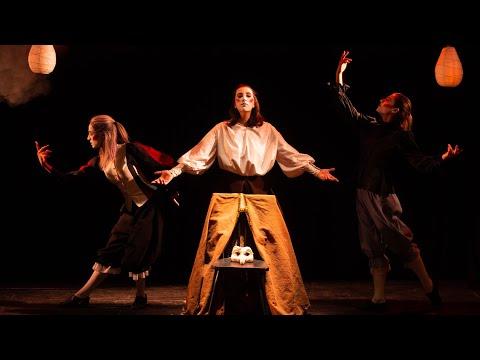 Cyrano, mise en scène Bastien Ossart - Bande-annonce