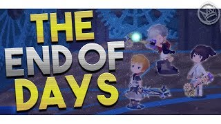 Kingdom Hearts Union X Is DYING! | KHUX Story Update - Theory/Discussion
