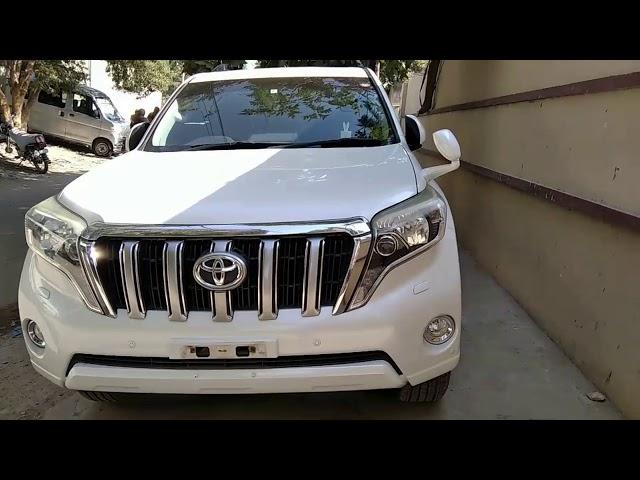 Toyota Prado TX 2.7 2014 for Sale in Karachi