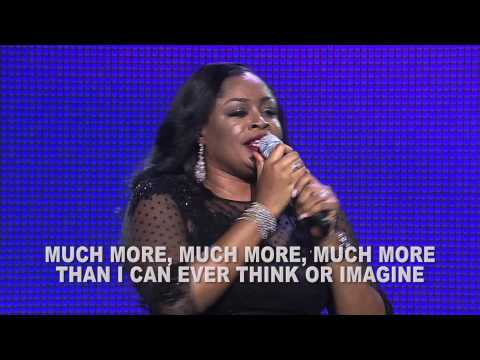 SINACH: NOTHING IS IMPOSSIBLE LYRICS VIDEO
