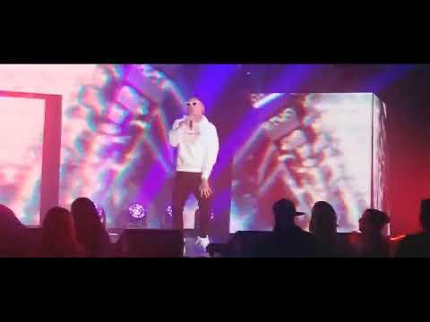 Lary Over..Por Perro En Vivo ft  Sebastián Yatra & Luis Figueroa  USA