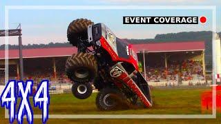The 2016 Bloomsburg 4 Wheel Jamboree Compilation! Monster Trucks, Tough Trucks and Burnouts in HD!