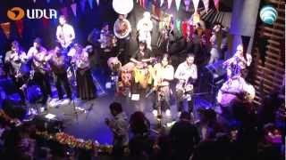 Así fue la fiesta de la Banda Conmoción en el Ciclo Cooperativa En Vivo