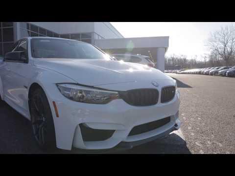 New 2018 BMW M3 CS Sedan