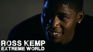 Las Vegas Gangsters Interview   Ross Kemp Extreme World