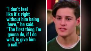 Teen Goes To Sing, But Seconds Later, Simon Tells Him To Look At The Seat Next To His Mom