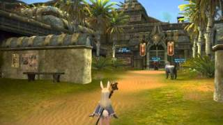 TERA Online Stress test 2010 (Elin race)