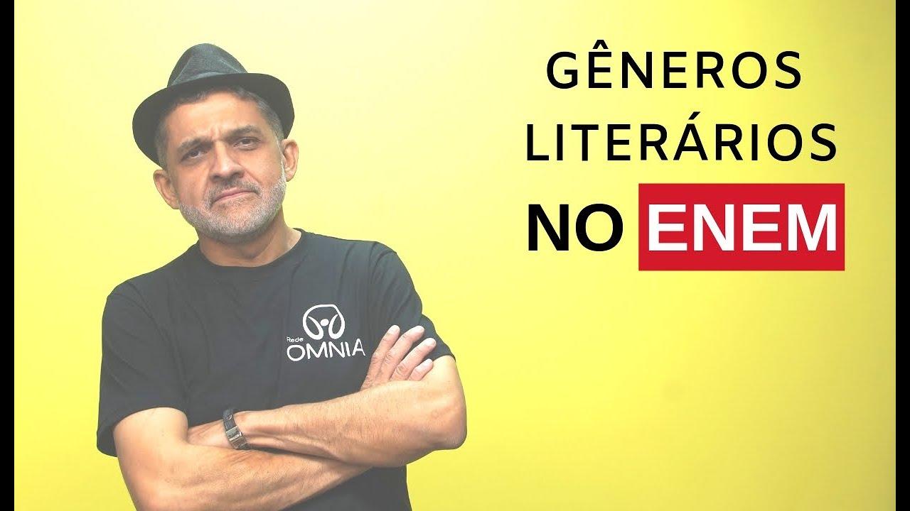 Gêneros Literários no Enem