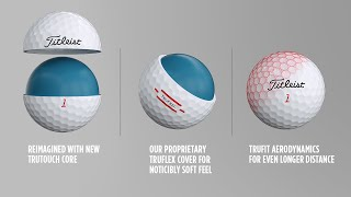 TruFeel Golf Balls - Personalized-video