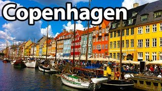 preview picture of video 'The City of Copenhagen - Danish People and The Culture of Denmark'