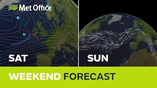 Weekend weather - Some lively weather as 2017 draws to a close