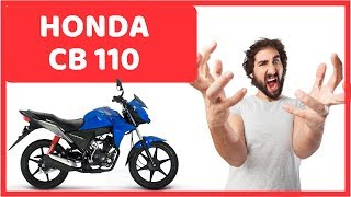 HONDA CB110 😎 MUY HERMOSA Y VERSATIL 😎 ▶︎RECOMENDADA◀︎
