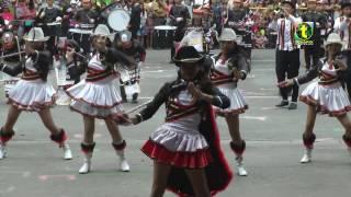 ICNHS Drum, Lyre and Majorettes Corp, TAMBOR, TRUMPA, MARTSA MUSIKA 2017 Champion