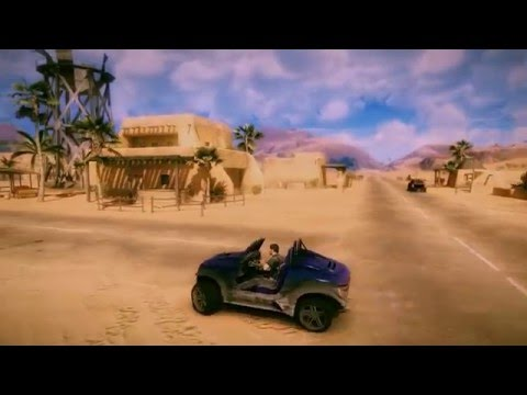 Just Cause 2 - Ultra Mod Pack - Graphics Showcase - HD