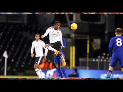 Our Under 18s sailed Youth Cup: Fulham  0 Chelsea 6