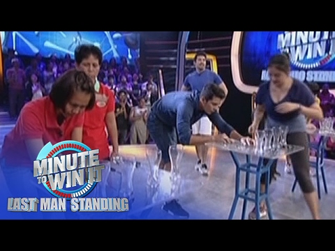 Spoon Frog | Minute To Win It - Last Duo Standing