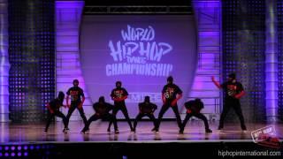 ACADEMY OF VILLAINS - USA (Bronze Medalist Adult Division) 2012 World Hip Hop Dance Championship