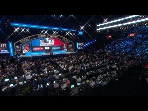 Full 2017 NBA Draft First Round (Picks 1-30)