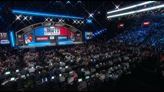 Full 2017 NBA Draft First Round (Picks 1-30)