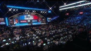 2017 NBA Draft: First Round