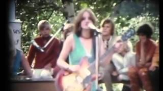 Sunny Girls of Sweden Storebroparken 1971 (Super 8 film)