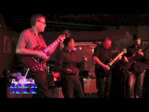 """Teeny Weeny Bit"" - Ray Beltran & BlueMax, Tigardville Station 11/2012"