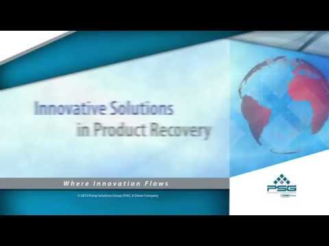 Product Recovery in Hygienic Applications is PROFIT Recovery