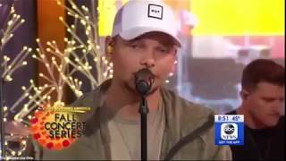 "Kane Brown Brought A Little ""Heaven"" To GMA"