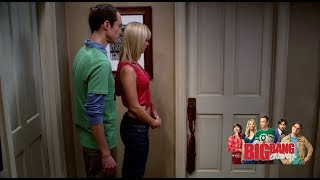 The Big Bang Theory - Oh, Leonard, you magnificent beast