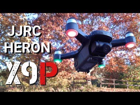 JJRC HERON X9P: ¡mejorando lo mejor!