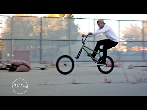 Creative BMX Tricks