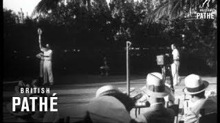 Tilden In Trim! (1935)
