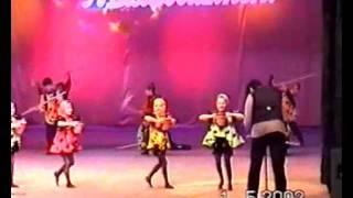 """Маленькие мы танцуем) хореографический образцовый ансамбль """"Пируэт"""""""