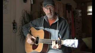 Jim Bruce Blues Guitar - Ask Me to Stay