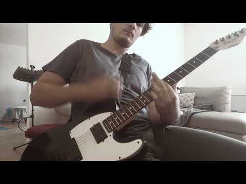 Alice In Chains - Red Giant (play through)